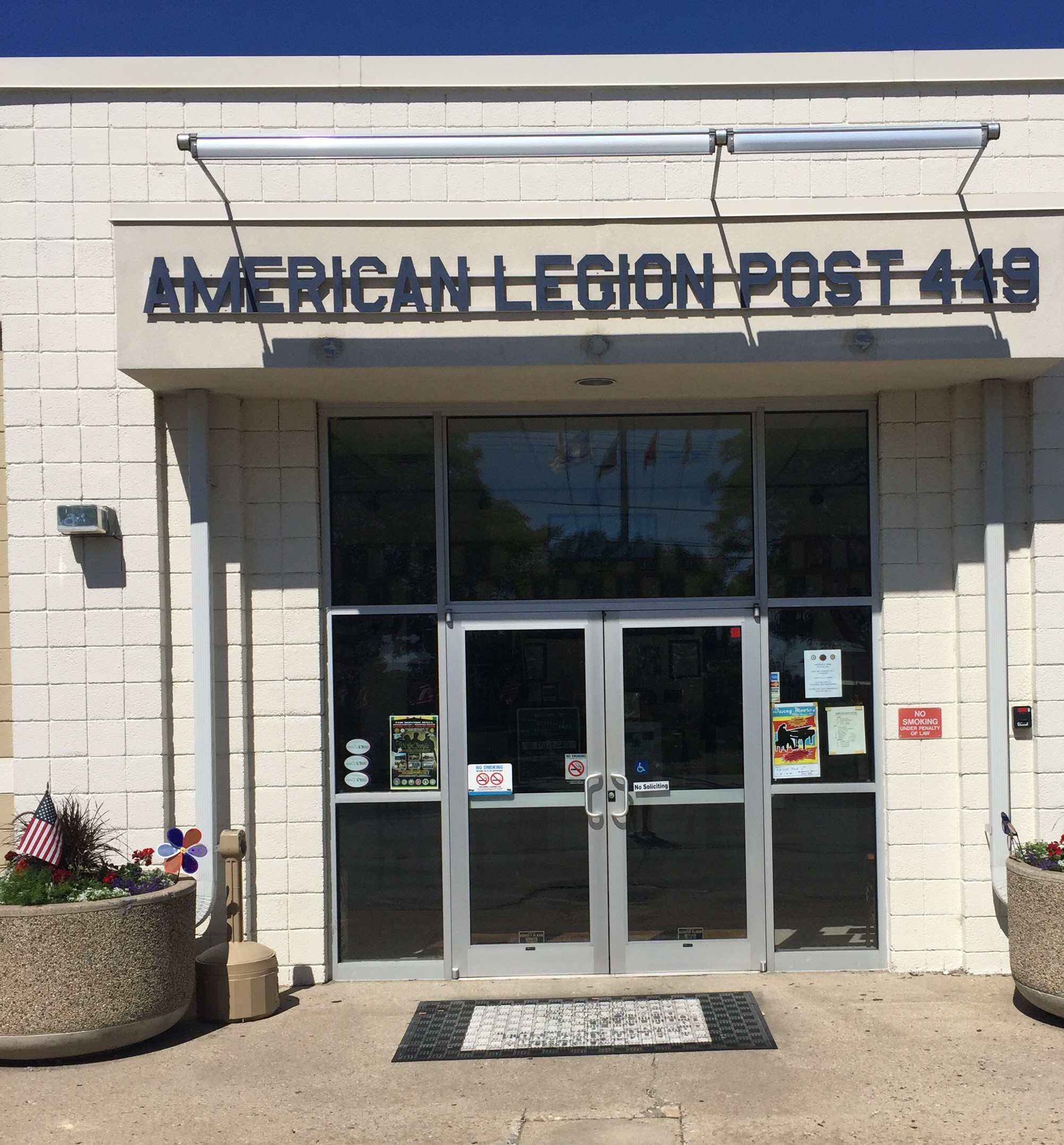 American legion post 449 for Fish fry brookfield wi